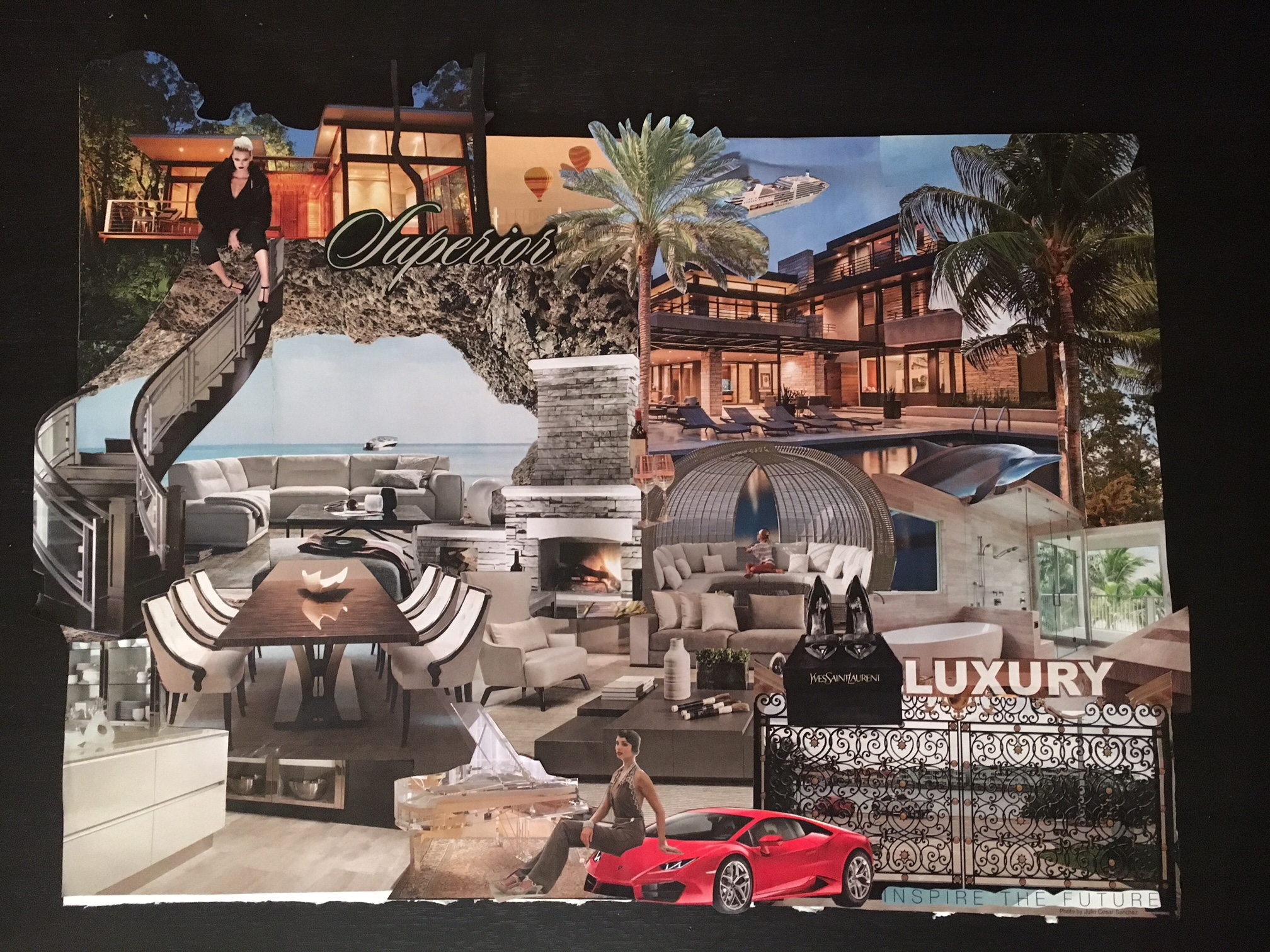 3D VISION BOARD